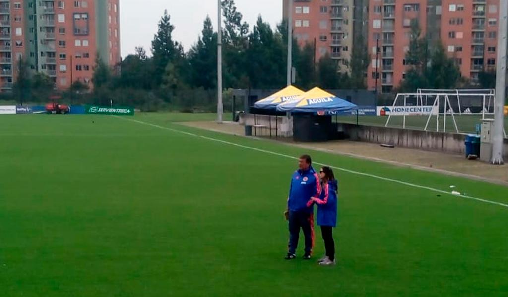 """Nelson Abadía: """"Todo eso hace parte del fútbol"""""""