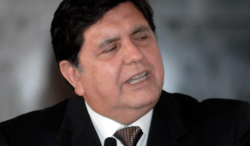 Abogado de Alan García afirma que no se encontraron pruebas de actos ilícitos en casa del expresidente