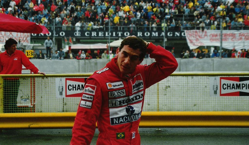 Los regalos de Ayrton Senna al Papa Francisco