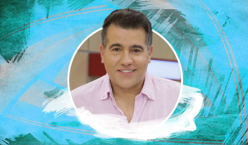 Carlos Calero y la conmovedora confesión sobre su hijo