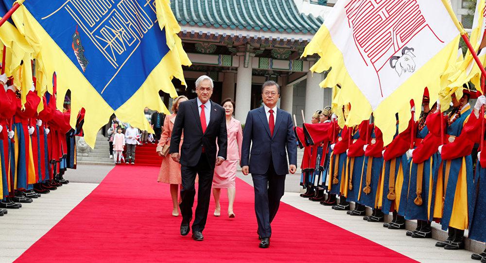 Corea del Sur debe ingresar a Alianza del Pacífico: Chile