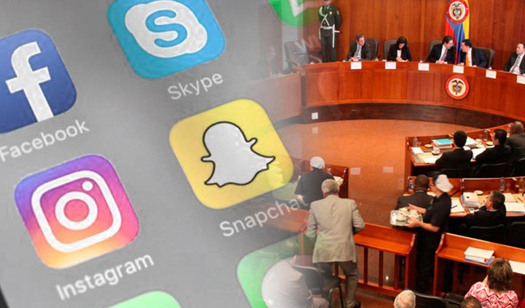 Corte ampara críticas a funcionarios por redes