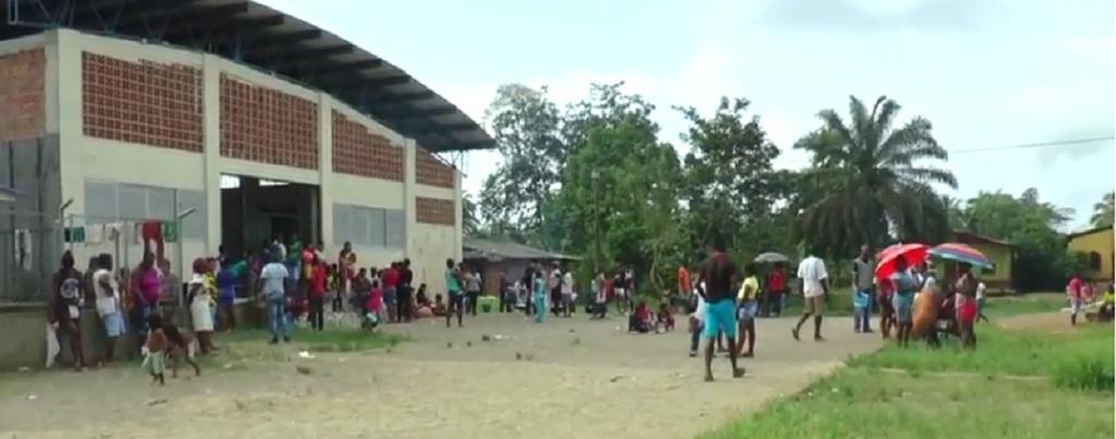 Hay más de 2.700 personas confinadas en Chocó: ONU