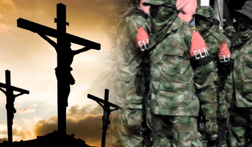 ELN anuncia cese al fuego durante Semana Santa