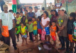 ONU advierte nuevo desplazamiento forzado en el país