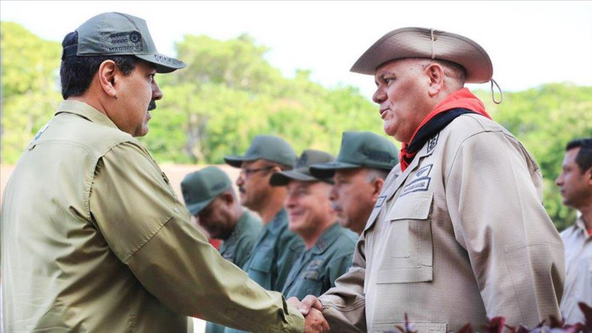 Maduro nombró a su nuevo ministro de Alimentación