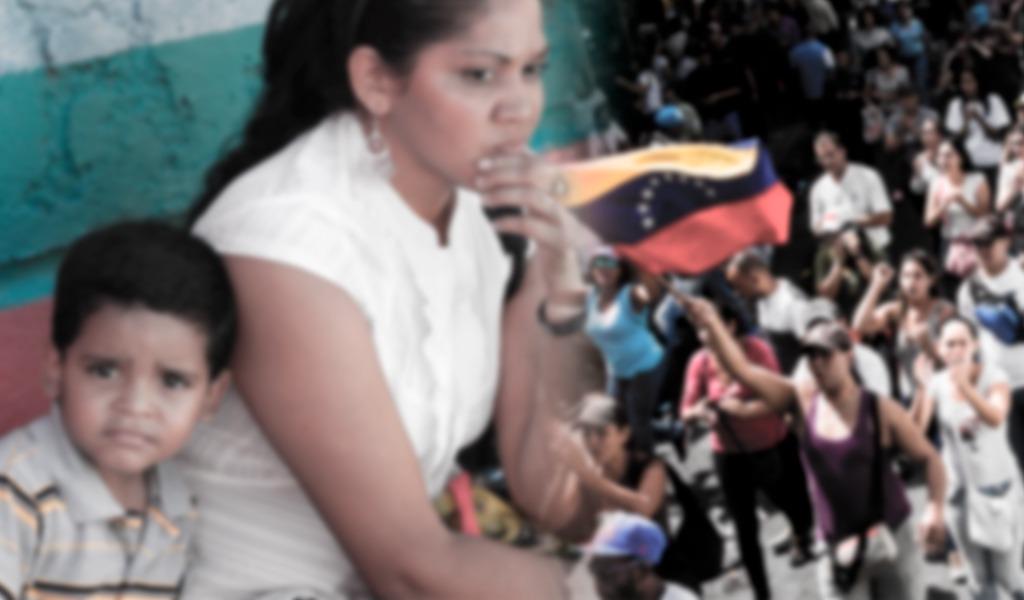 Proyecto de ley busca nacionalizar niños venezolanos