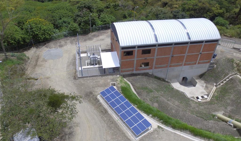 Liborina, Antioquia aumentó producción de energía