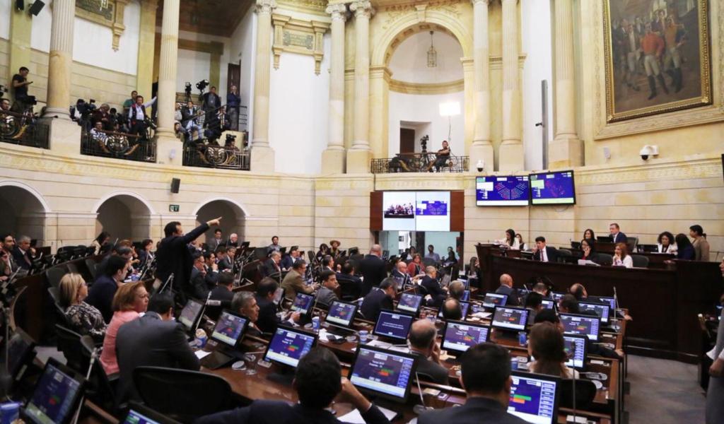 Senado discute objeciones a la JEP