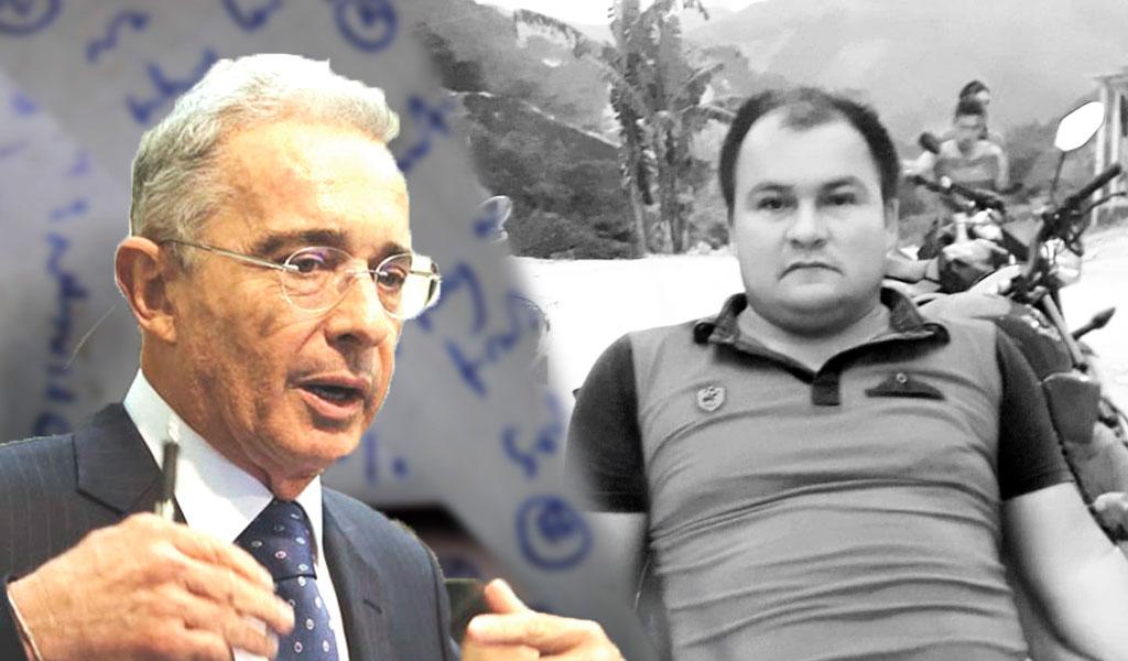 Uribe se suma a rechazos por muerte de excombatiente Farc