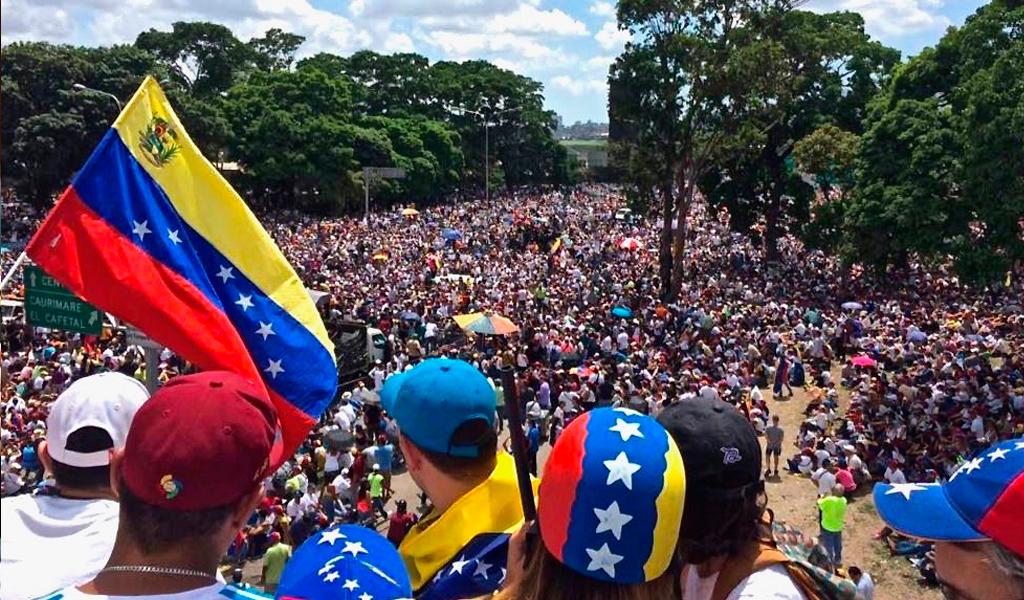 EE. UU. destinará US$52 millones a oposición de Venezuela