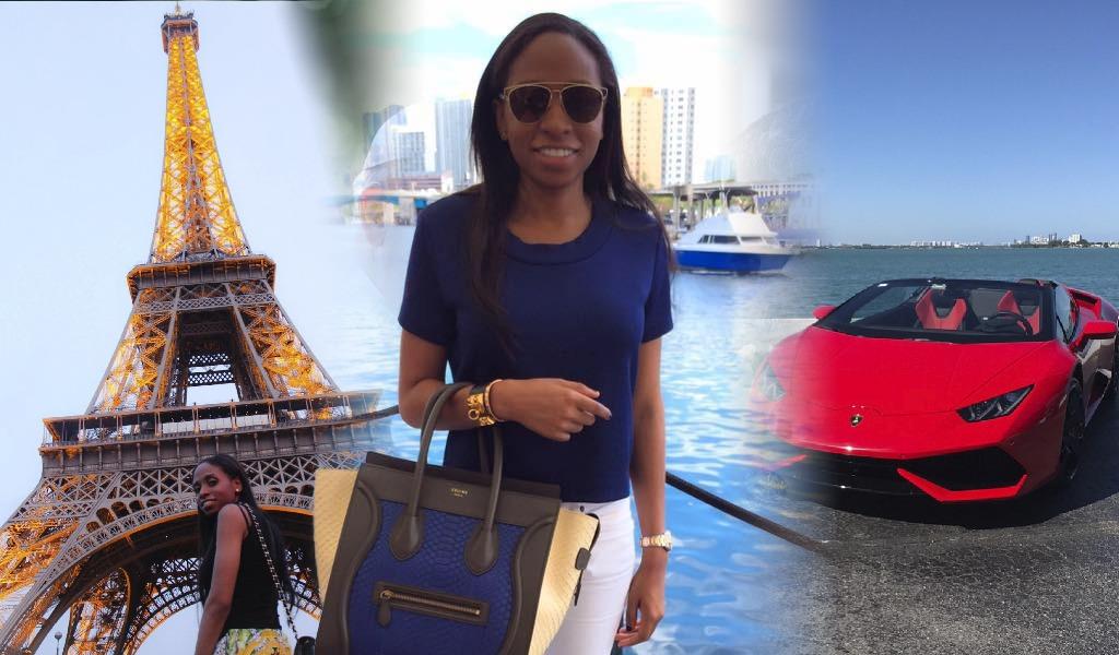 Jenny Ambuila rechazó comida de juzgado por la marca