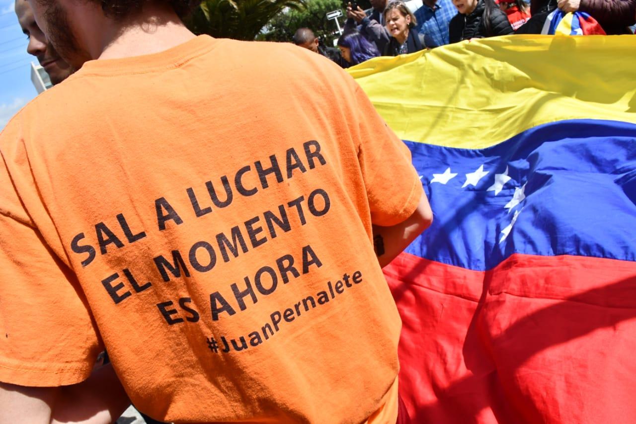 30 de abril: un día de caos en Venezuela