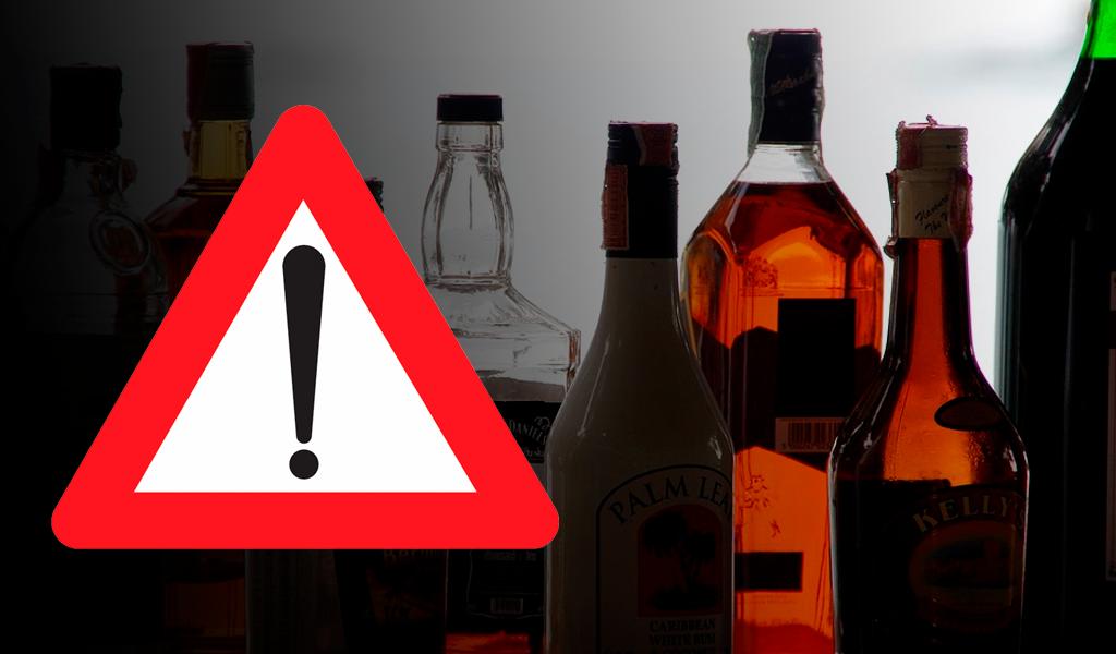 ¿Qué pasa en el organismo cuando se ingiere alcohol?