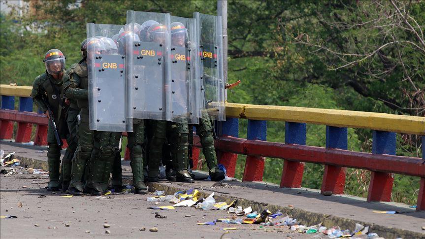 Piden proteger a militar acusado de sublevarse en Venezuela