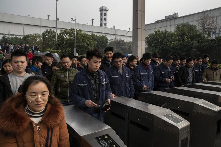 En Chongqing reina el optimismo pese a alertas económicas