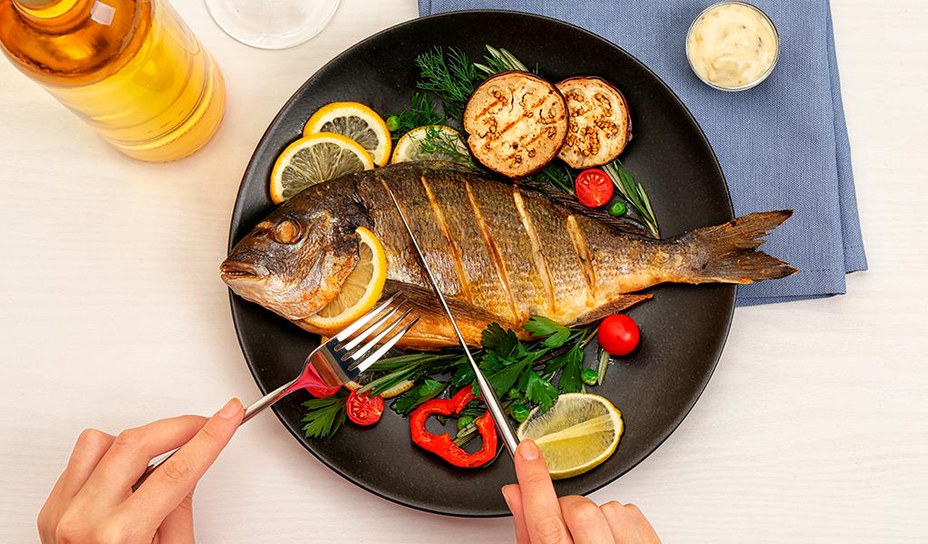 ¿Cómo elegir un buen pescado en Semana Santa?