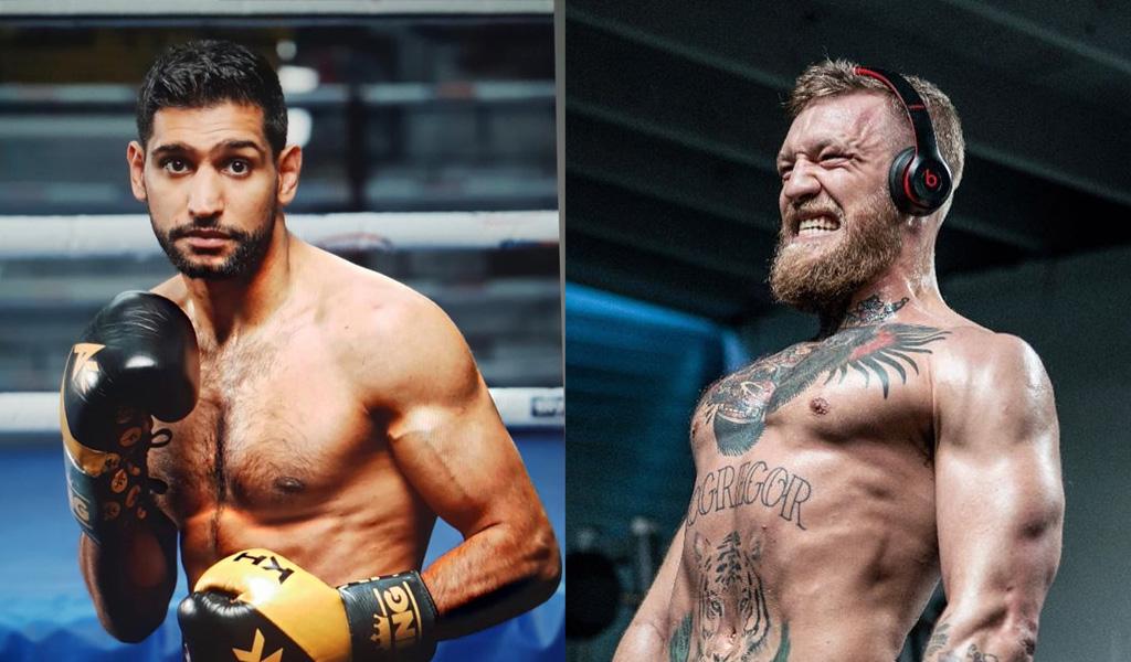 Amir Khan, el inglés que busca pelea con McGregor