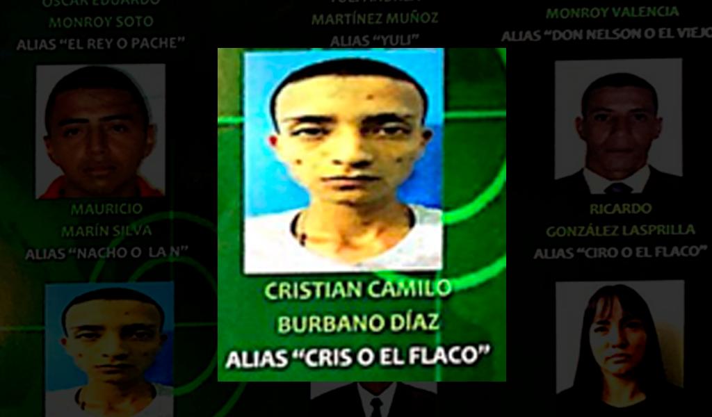 'El Flaco': de los criminales más buscados en el Valle