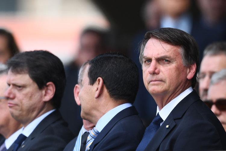 El agitado arranque de Jair Bolsonaro