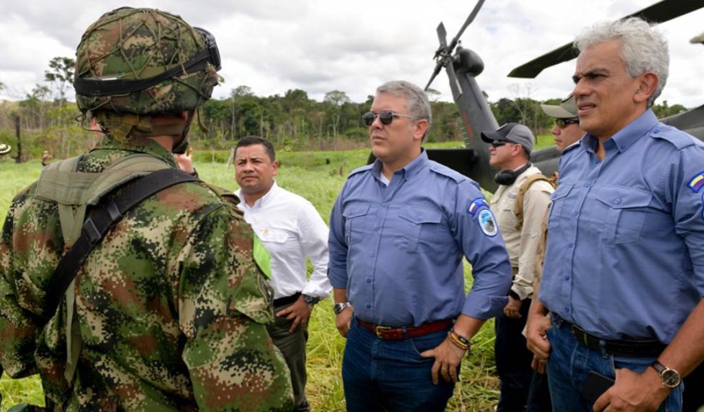 Gobierno lanza estrategia contra la deforestación