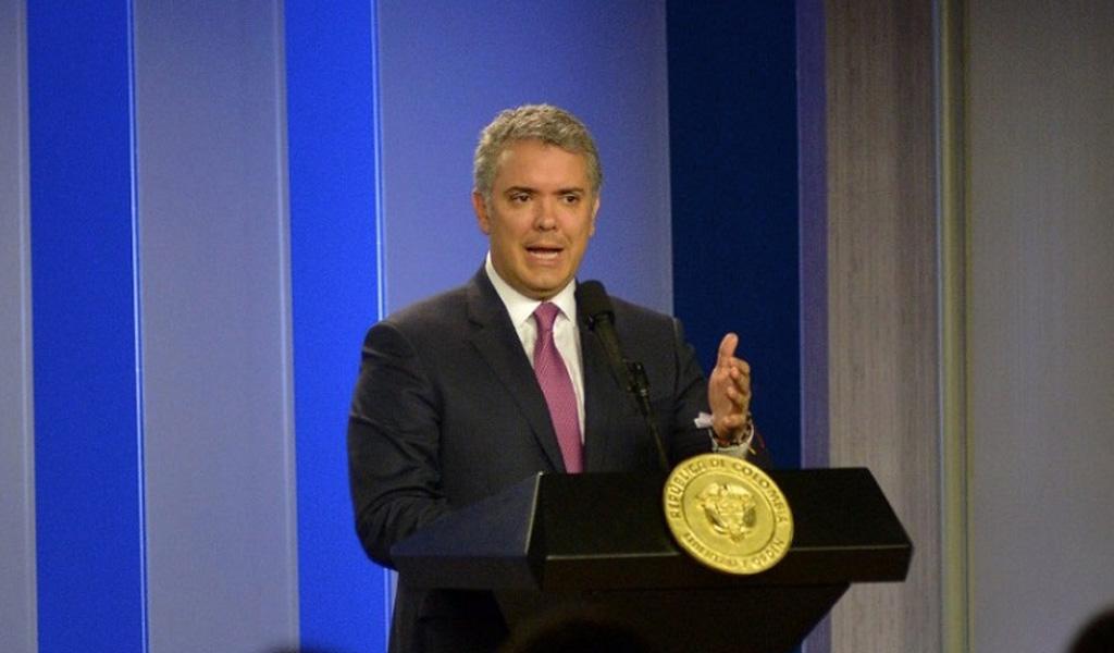 Fiscal revela plan para atentar contra el presidente Duque