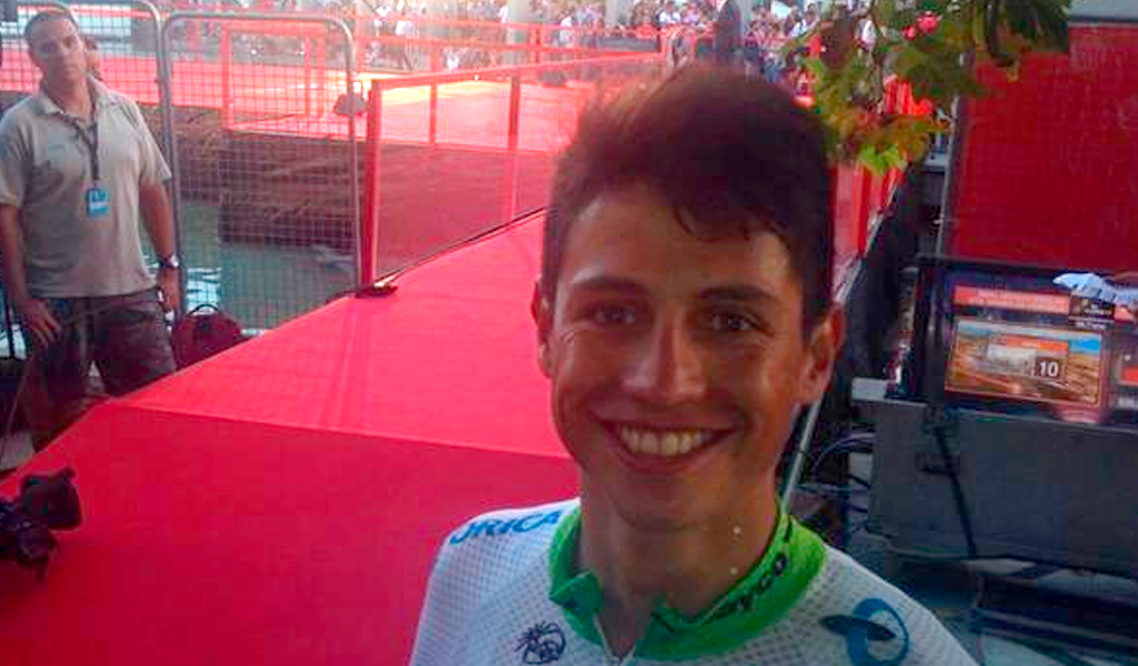 Las espectaculares subidas de la Vuelta a Cundinamarca
