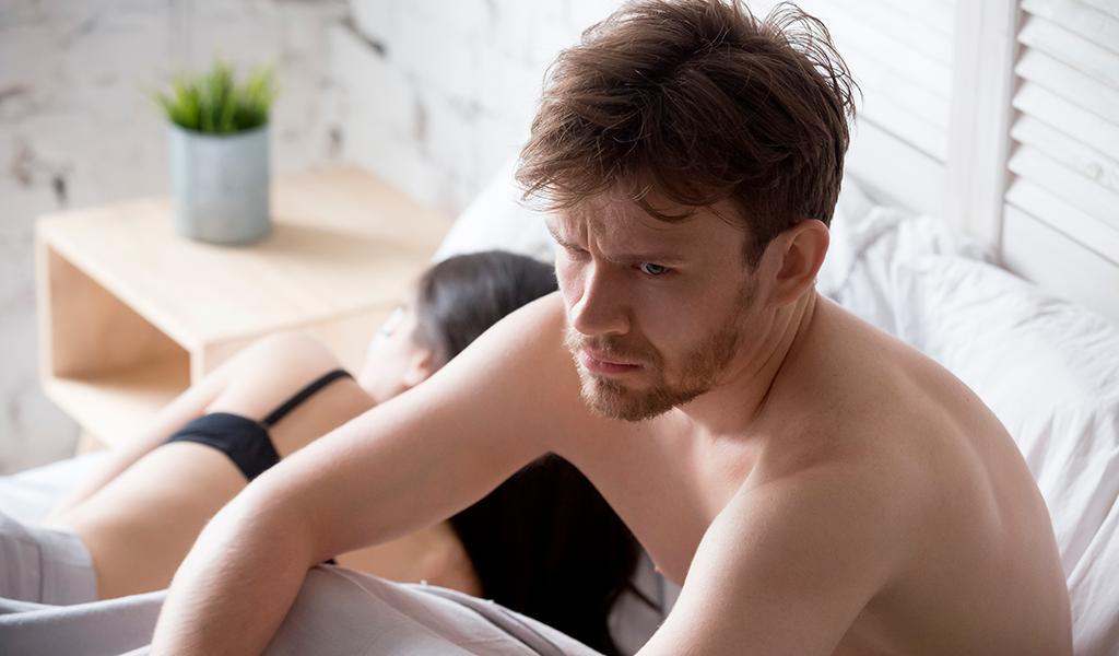¿No tener sexo es malo para el cuerpo?
