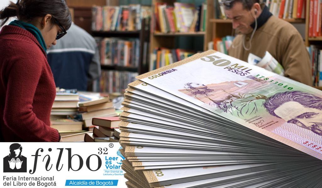 Feria del Libro dejará más de $55 mil millones a Bogotá