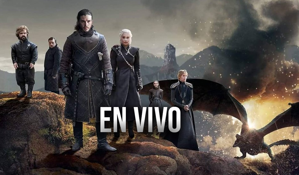 Game of thrones ver en vivo online hbo colombia hoy temporada 8