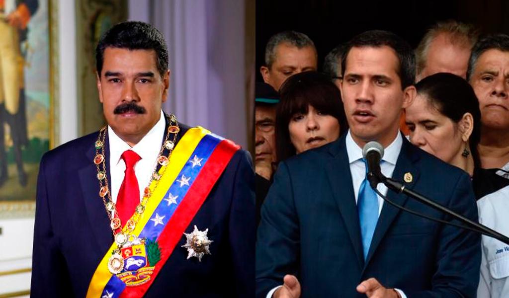 Comunidad internacional se inclina a favor de Guaidó