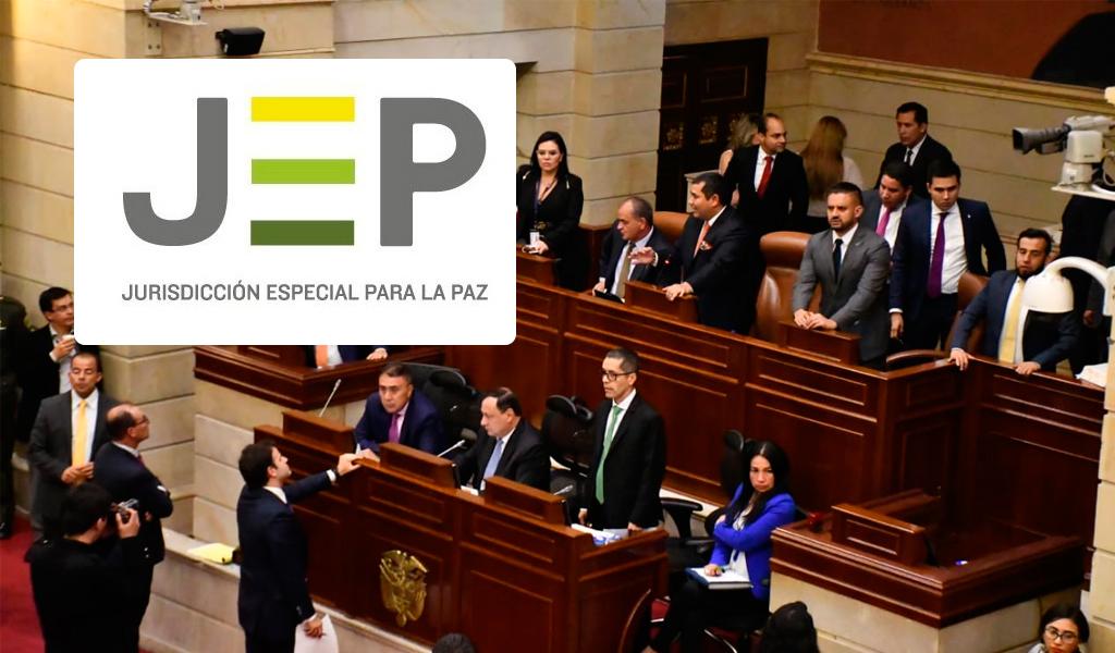 Objeciones fueron negadas en el Senado: Defendamos la Paz