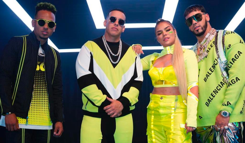 En Billboard cuatro reyes del reggaeton