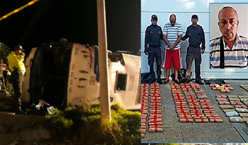 Condenan a uno de los implicados en el 'narcobus'
