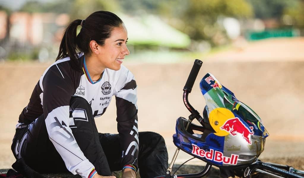 Mariana Pajón, cuarta en Copa Mundo de Mánchester