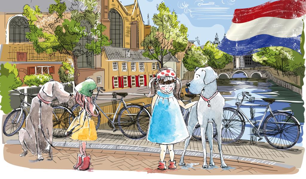 Holanda, el primer país sin perros callejeros