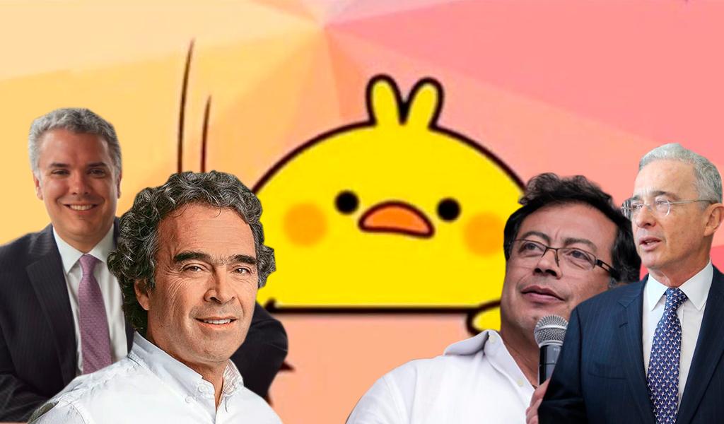 El 'meme' del pollito aplicado a los políticos