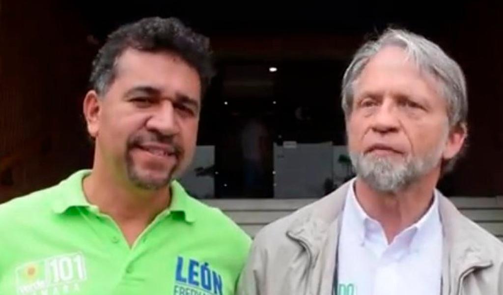 """""""La corrupción enquistada, pero atacan a Mockus"""": Muñoz"""