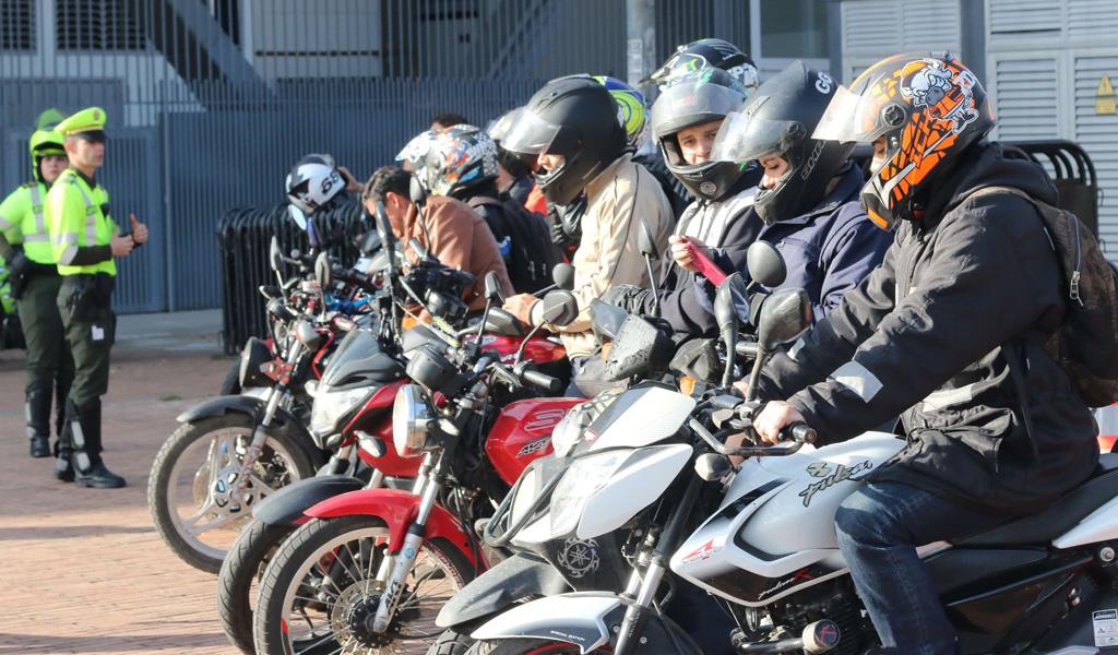 Más actividades en el mes del motociclista