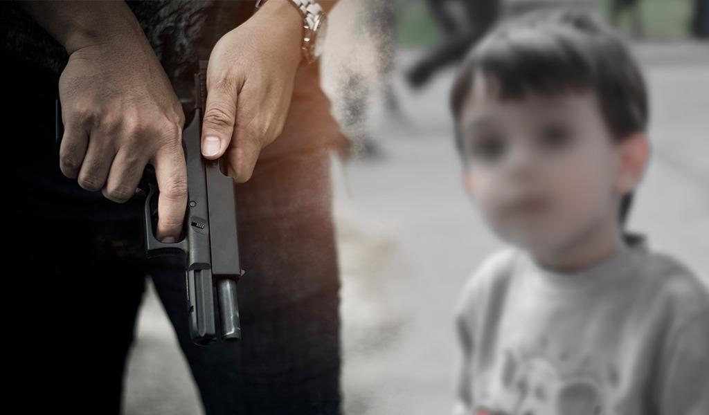 Sicariato en Bogotá deja a un menor de 4 años herido