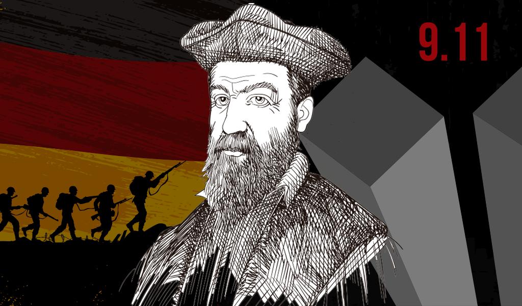 Nostradamus y las predicciones