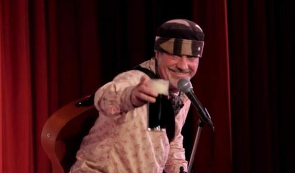 Comediante bromeó sobre su muerte y en minutos falleció