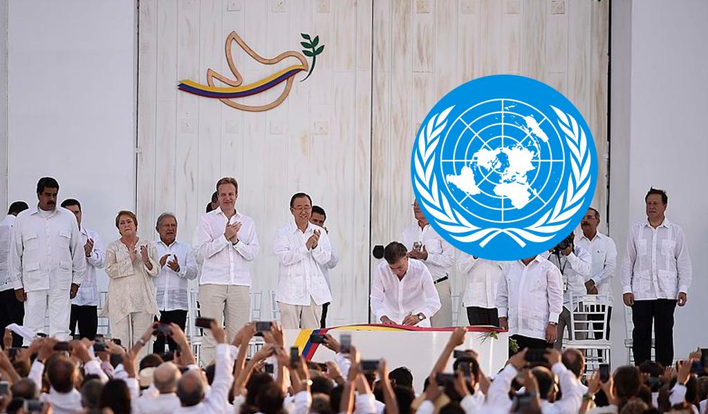 Misión ONU en Colombia da informe a Consejo de Seguridad