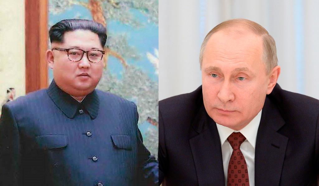 Vladimir Putin y Kim Jong-un se reunirán en Rusia