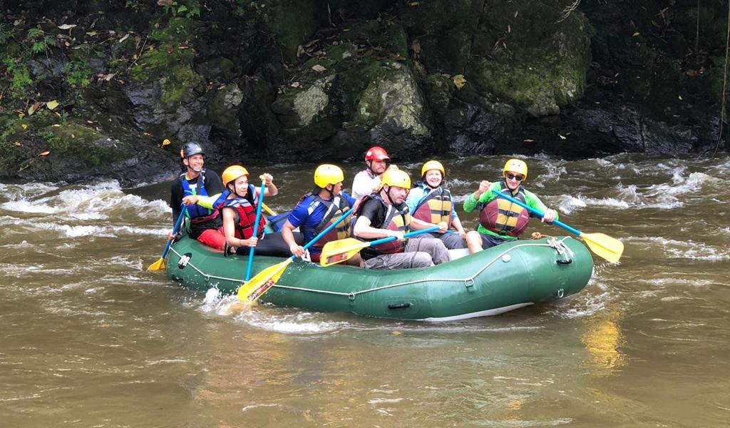 Campeonato Nacional de Rafting en San Vicente del Caguán