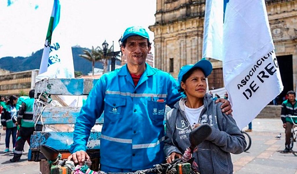¿Cuánto dinero gana un reciclador en Bogotá?