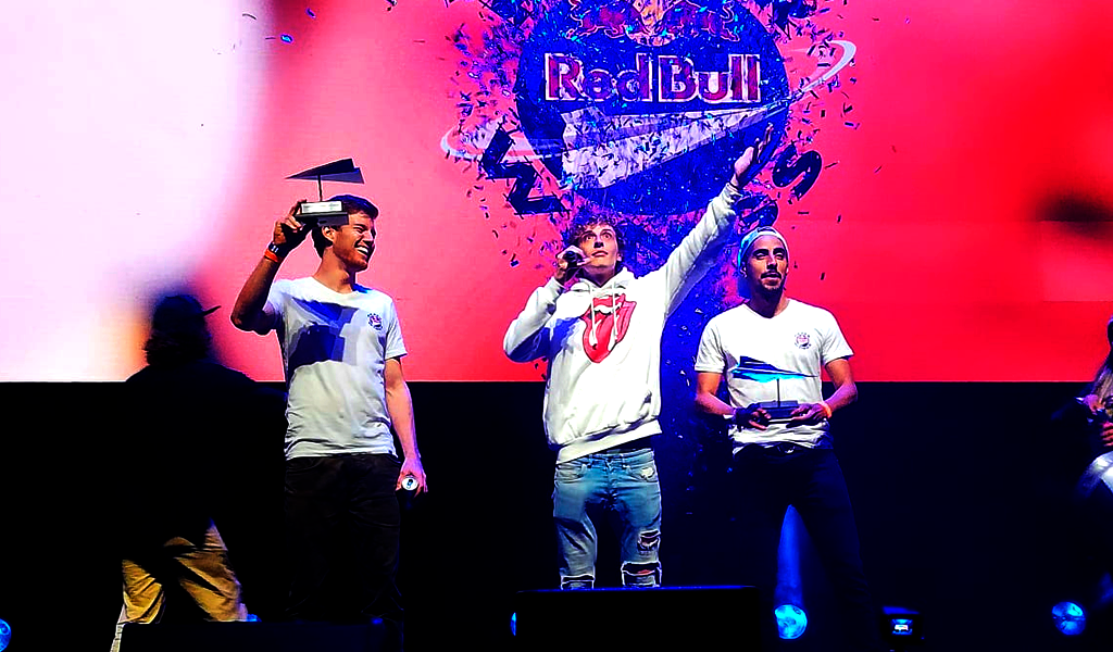 Red Bull Paper Wings Final Colombia