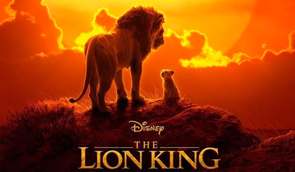 El trailer oficial de 'El Rey León'