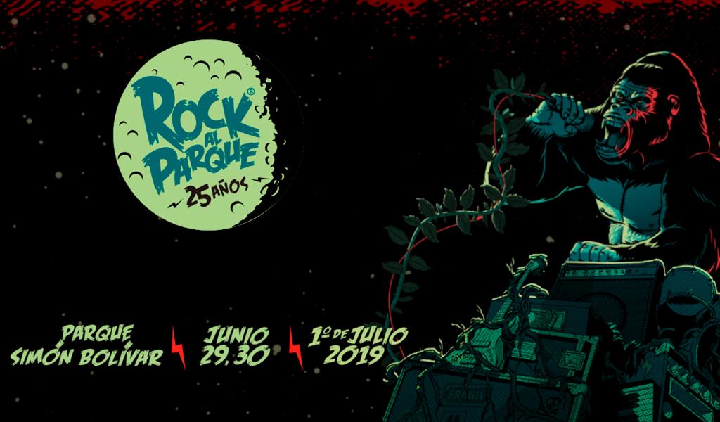 Se revelan artistas para la edición 25 de Rock Al Parque