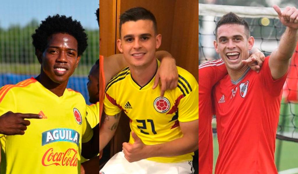 Novedades de colombianos en el exterior